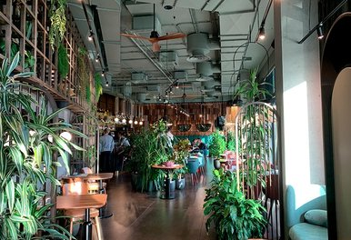 Ресторан Bloom eatery